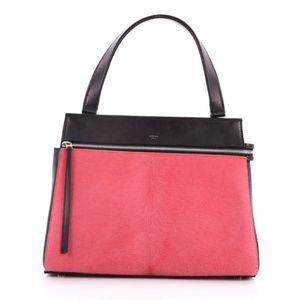 Celine Bags - Celine Edge Bag Pony Hair Medium